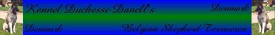 Kennel Duchesse Danell (DK)