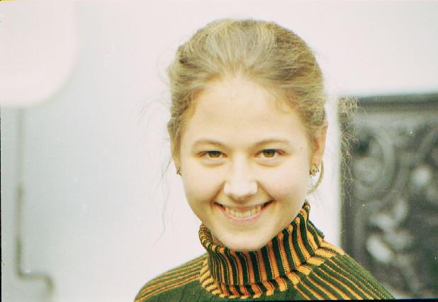 Schwester Franziska, gelernter Koch, 22.10.1981