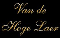 Van de Hoge Laer (B)