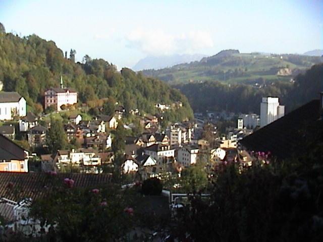 Wolhusen, Richtung Luzern